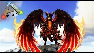 LA BATALLA FINAL - DRAGÓN DIOS -  ARK Guerra Tribal MODS #31 - Nexxuz