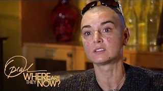 The Real Reason Sinéad O'Connor Shaved Her Head | Where Are They Now | Oprah Winfrey Network