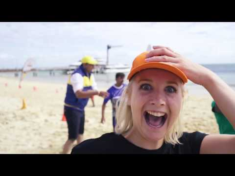 Case Study: Incentive Group Exclusive Beachfront Team Building with Banana Life