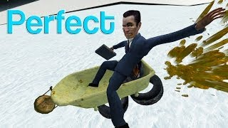 The Perfect Sled (gmod Sled Build)