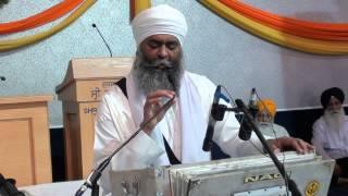 """Bhai  Panthpreet Singh Khalsa : """"Manas Janam Amolak Hai   """"Aug 19, 2012"""