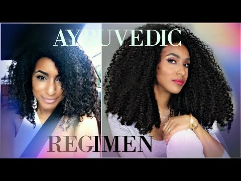 How to Build an Ayurvedic Regimen for crazy hair growth