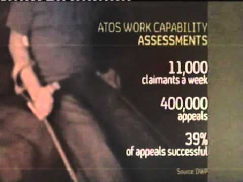 Incapacity Benefit test 'leaves people suicidal'