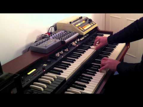 hammond xk3 c organ is for sale youtube. Black Bedroom Furniture Sets. Home Design Ideas