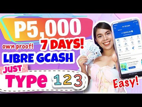 NEW! P5,000 PER WEEK NO INVITES: FREE GCASH MONEY! TYPING CAPTCHA | LEGIT PAYING APP EASY!