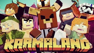 Youtubers VS Boss Gigante | Karmaland #15