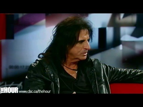 Alice Cooper on The Hour with George Stroumboulopoulos Mp3