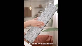 밀대걸레 물걸레 청소기 원터치 물청소 초극세사 방걸레 …