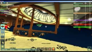 "ROBLOX Titanic. Своя версия трейлера ""Титаник 3D"""