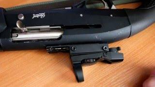 Планка Weaver на МР-155