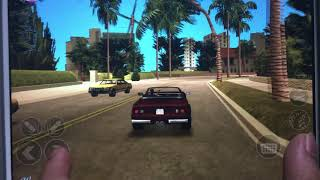 Gta vice city grotti stinger ( Ferrari 365 gts )