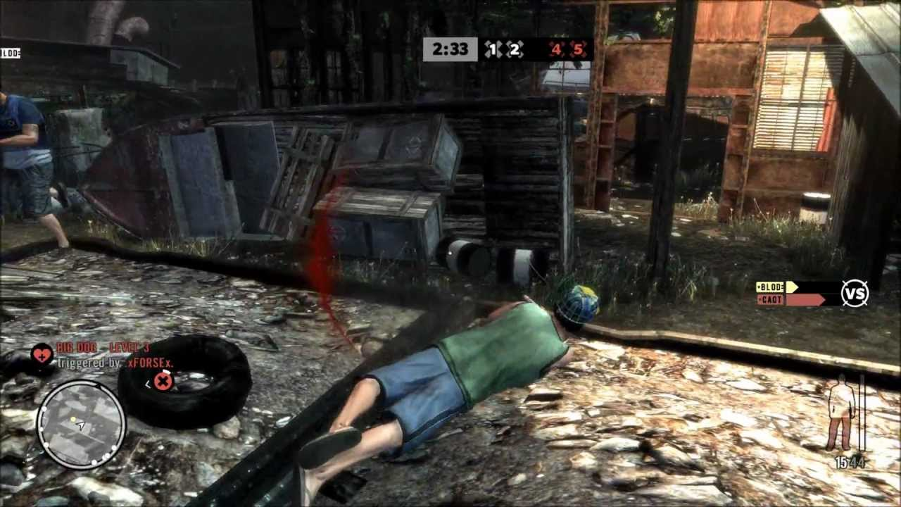 Euphoria Game Physics Animation Engine In Max Payne 3 1080p
