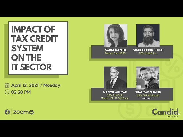 Impact of Tax Credit System on the IT Industry