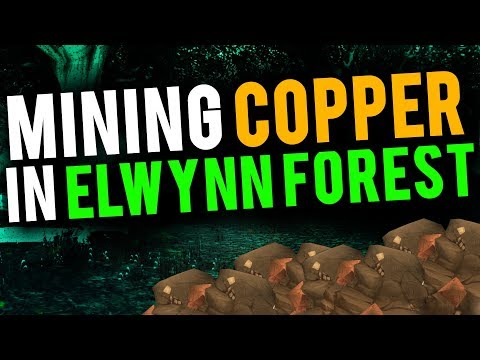 Copper Ore Route Part 1 Elwynn Forest Why You Should Farm World Of Warcraft Gold Guide