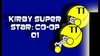 Kirby Super Star - Co-Op - EP 01