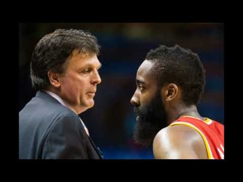 the truth behind the James Harden and Kevin McHale beef