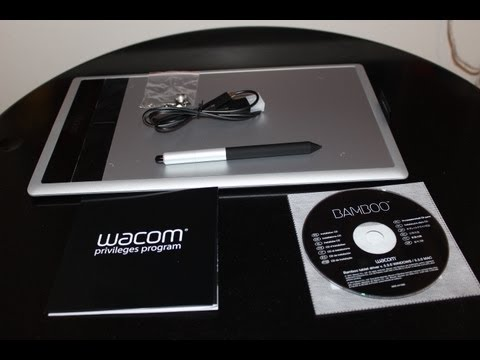 Wacom Bamboo Create Tablet Treiber Windows 7