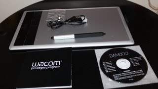BAMBOO CREATE PEN AND TOUCH TABLET REVIEW