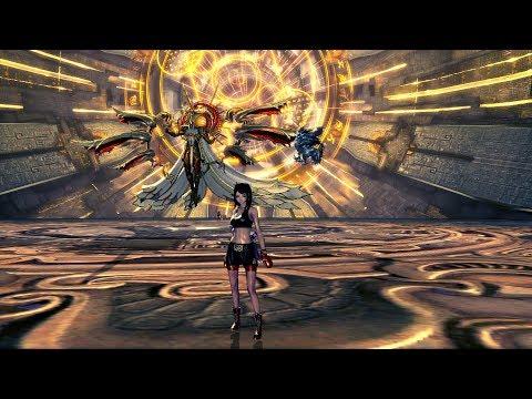 Blade and Soul Gunner Kazuhà TT 1-4