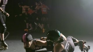 My Life in Motion: Roller Derby