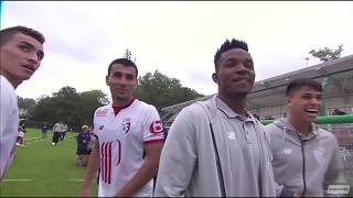 Video Melhores momentos LOSC Lille 2 vs. 0 Reims - Gol de Luiz Araujo download MP3, 3GP, MP4, WEBM, AVI, FLV Oktober 2017