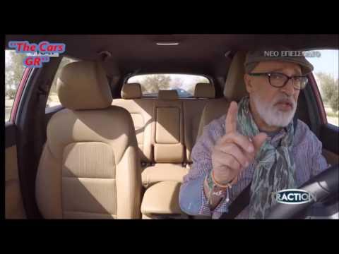 Traction~ Kia Sportage 1.6 T-GDi  4x4 2017 Test Drive