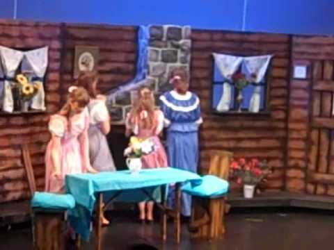 Womans Touch, Musical version, Calamity Jane.