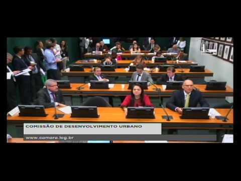 DESENVOLVIMENTO URBANO - Reunião Deliberativa - 01/06/2016 - 10:31