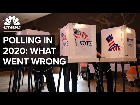 What Went Wrong With Political Polling In 2020?
