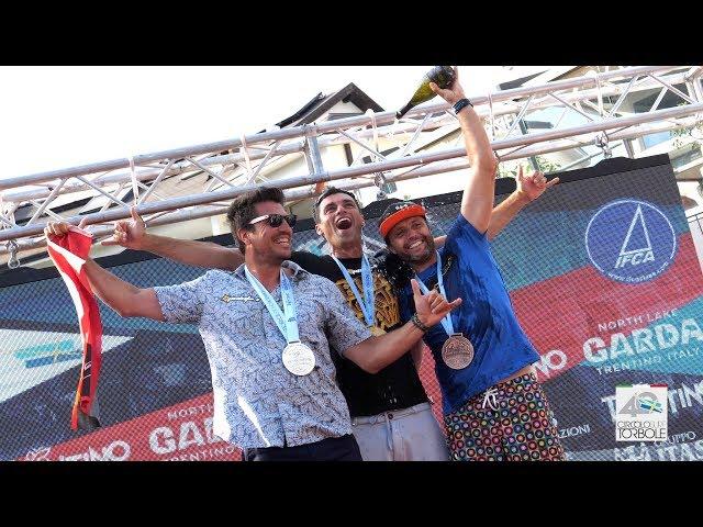 #FINALDAY - Torbole 2018 IFCA Slalom Y & M Worlds