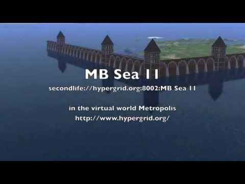MB Sea 11 in Metropolis