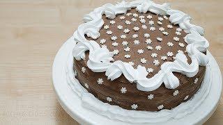 Торт на новый год - очень вкусный и простой в приготовлении