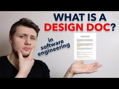 What Is A Design Doc In Software Engineering? (full Example)