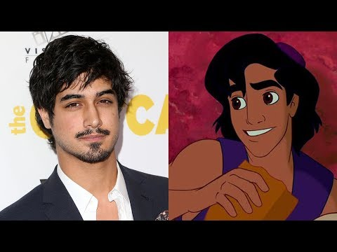 Twitter Wants Victorious' Avan Jogia To Play Aladdin In Disney's LiveAction Movie2
