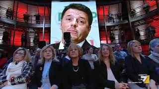Marco Travaglio e Alessandro Sallusti si confrontano sui risultati elettorali