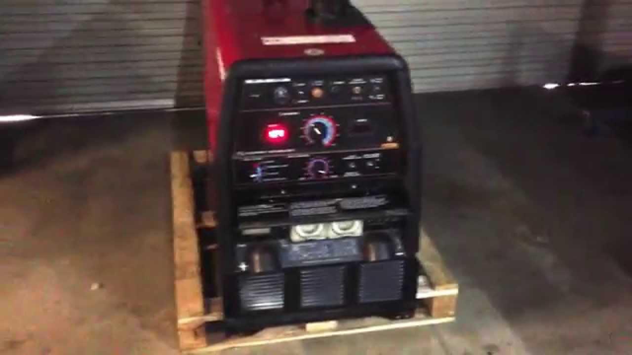 New Welder - Lincoln Ranger 305G at Texas Truck Center ...  |Lincoln- Rangers