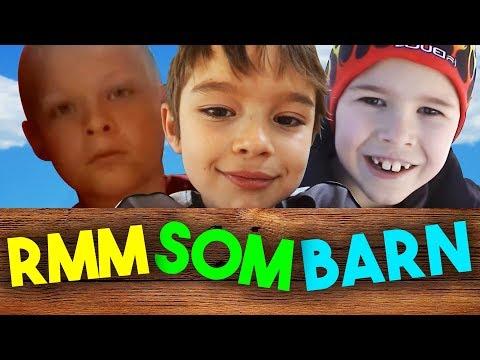 VI KOLLAR FILMER FRÅN NÄR VI VAR BARN