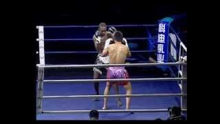 Israel Adesanya vs Xu Yi CI-K Foshan, Guangdong