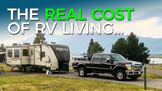 RV CAMPGROUND COSTS | Realities of Full-time RV Life