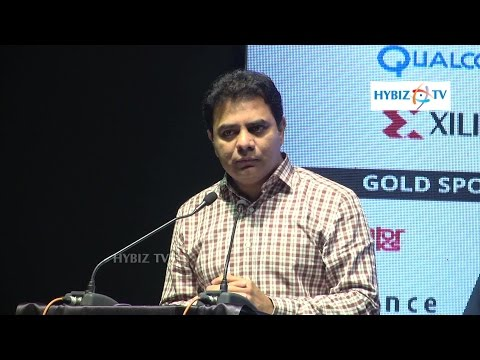 IT Minister KTR Speech at VLSI-Design 16th Embedded Systems Conference