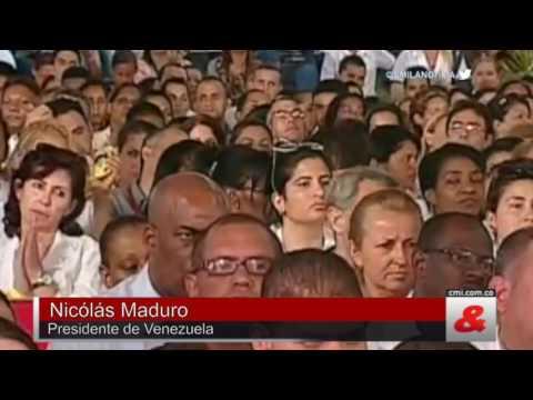 Voy a revelar los secretos del acuerdo entre las Farc y el Estado fallido de Colombia: pdte. Maduro