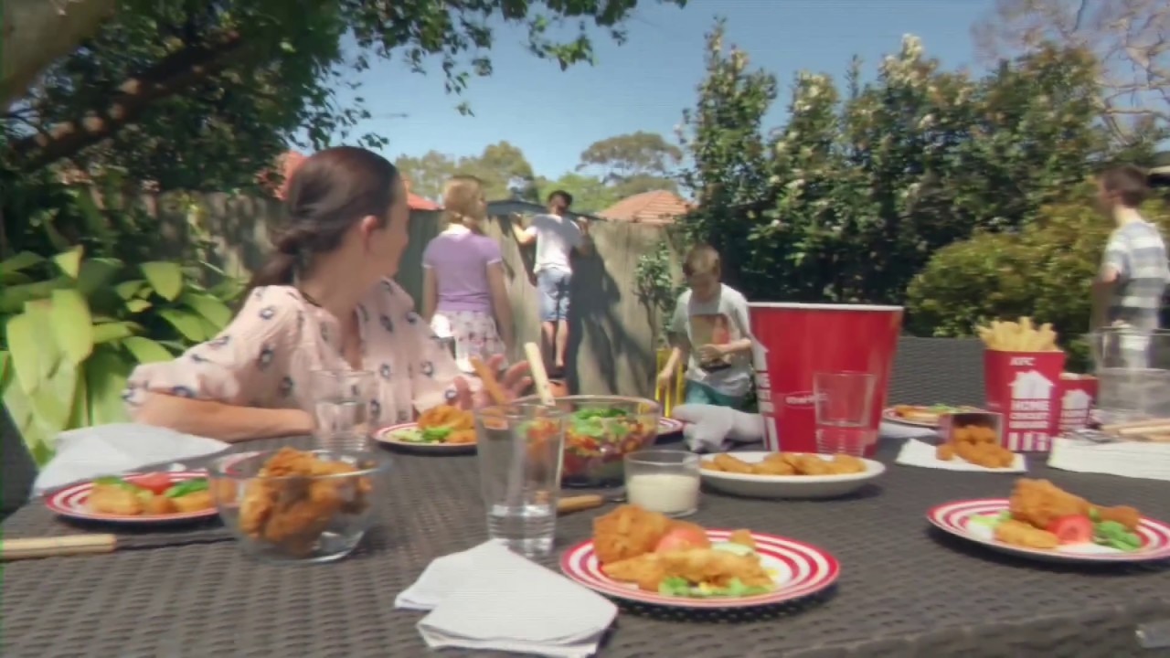 kfc original chicken tenders hcg backyard cricket tv commercial
