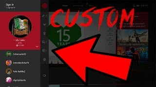 How to get Custom gamer pic