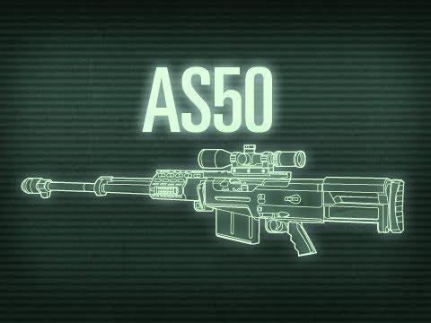 Weapons of Modern Warfare - AS50 - YouTube