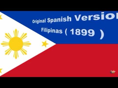 """""""Lupang Hinirang""""   Philippines National Anthem (All reviews from 1899-2014)"""