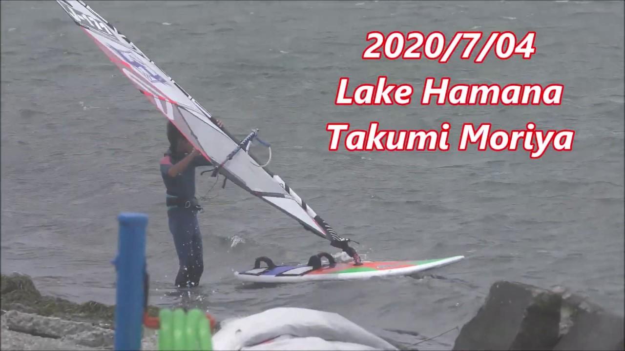 2020/7/4 LakeHamana/ J-171 TakumiMoriya(13Yeas old)