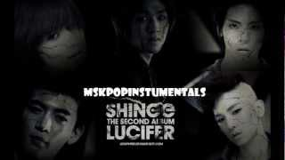 SHINee Lucifer (OFFICIAL INSTRUMENTAL+Download)