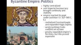 AP World History: Period 3: Byzantine Part I
