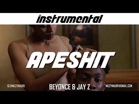 Beyoncé & JAY - Z - APES**T (INSTRUMENTAL) *reprod*