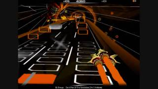 Audiosurf DJ Shoujo - Be a part of the revolution (Ohr3 anthem)